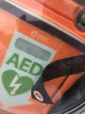 Defibrillator Awareness Session -CANCELLED